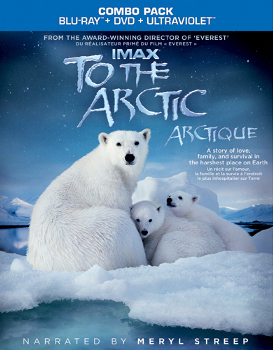 Imax: To the Artic is available on DVD Blu-ray now!
