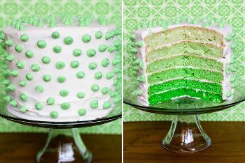 Green Decorating Idea