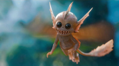Sharp-toothed fairy