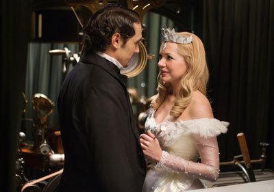 Oscar and Glinda will rule together