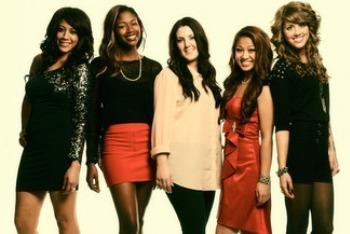Teena, Amber, Kree, Adriana and Angie