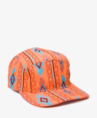 Printed baseball cap, $7.40, Forever 21