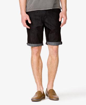 Denim shorts, $18, Forever21.com