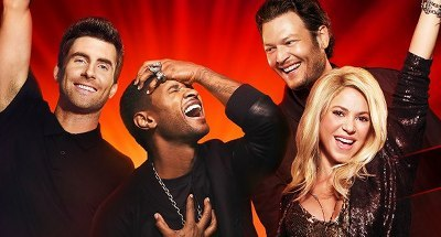 The Voice judges