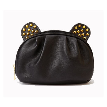 Forever 21 faux leather stud case, $9