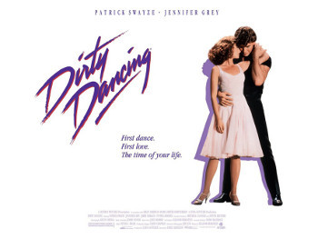 Dirty Dancing is a dance movie classic set in the '60s