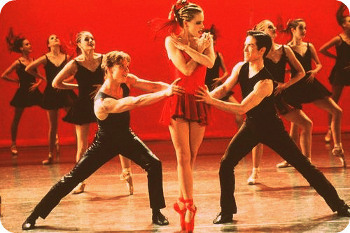 Ballet academy can make your dreams come true or crush you in Center Stage