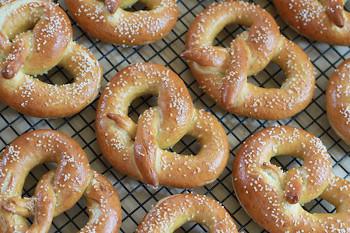 Pennsylvania has a strong pretzel tradition