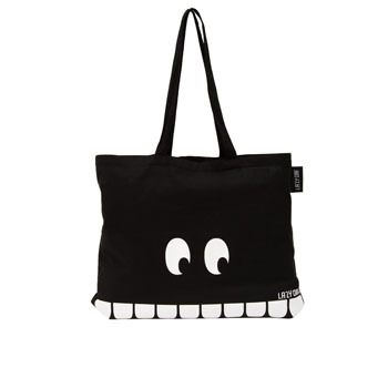 Lazy Oaf tote bag, $14