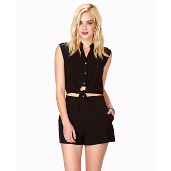 Forever 21 playsuit, $18.75