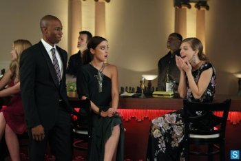 90210: Season 5, Episode 19 :: The Empire State Strikes Back