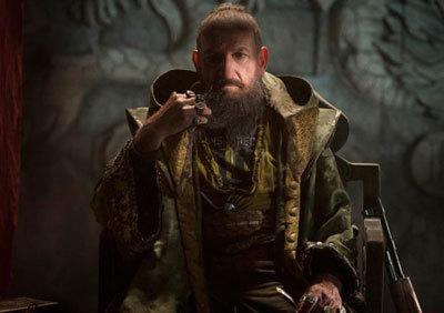 Sir Ben's creepy Mandarin