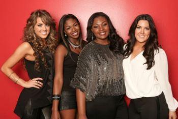 American Idol 2013's Top 4