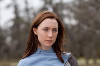 Saoirse plays dual characters in The Host