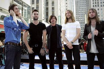 Maroon 5 run an eco-friendly tour