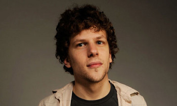 Jesse Eisenberg was a key speaker at Farm Sanctuary's Gala