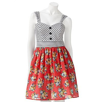Kohls dress, $33