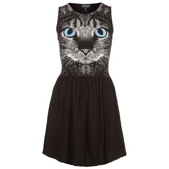 Topshop cat dress, $56
