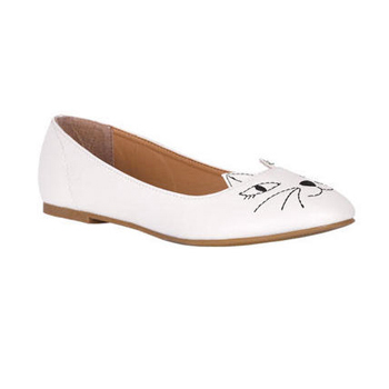 Delia's Meow loafers, $19.50