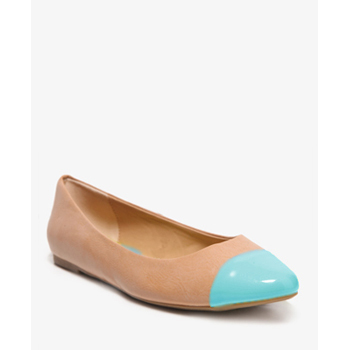 Foever 21 two-tone flats, $18