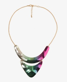 Topshop necklace, $15