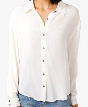Forever 21 white blouse, $17