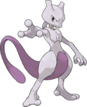 Is Mewtwo good or evil?