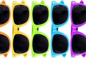 Colorful RayBan Sunglasses