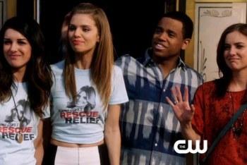 Annie, Naomi, Dixon and Silver