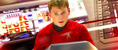 Anton in crisis as Chekov on the bridge