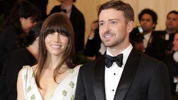 Justin married actress Jessica Biel in 2012