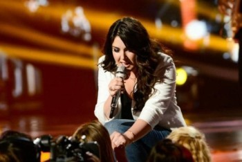 Kree Harrison on the American Idol Finale
