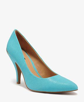 Forever 21 heels, $22.75