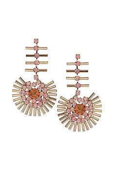 Topshop earrings, $35