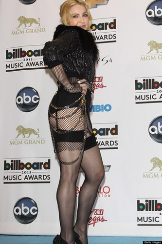 Dear Madonna, please cover up.