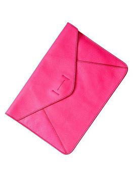 Gap pink clutch, $39.95