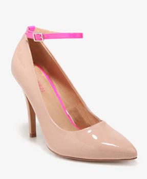 Forever 21 heels, $19.75