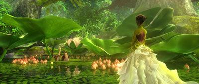 Queen Tara (Beyoncé Knowles) reigns over Moonhaven, an unseen Eden-like world