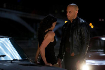 Letty has amnesia, and has been co-opted by the bad guys