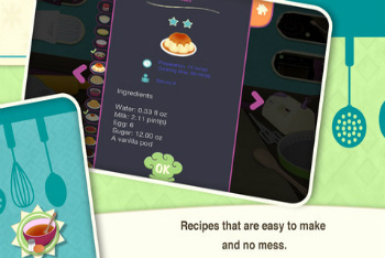 Make recipes in your virtual kitchen