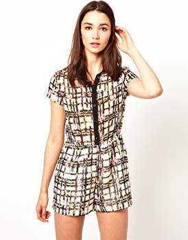A Wear graphic print, $45