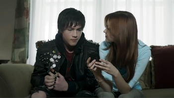 Connor Jessup plays Sean, a misunderstood teen