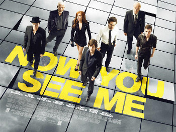 Now You See Me is open in theaters now!