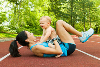 Top 5 Mom Athletes