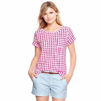 Gap printed t-shirt, $35