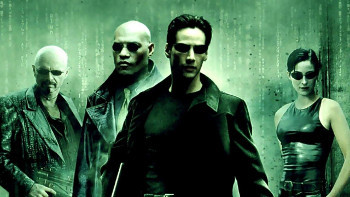 Keanu Reeves stars in The Matrix