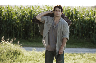 Clark goes back to the Kent farm