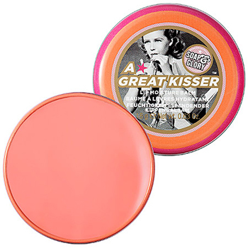 Soap and Glory Great Kisser lip balm, $10