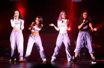 Little Mix won The X Factor UK, Season 8