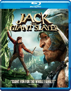 Jack the Giant Slayer cover art